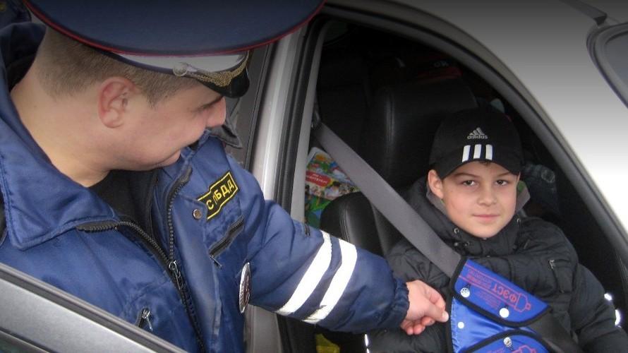 Правила перевоза детей в автомашине