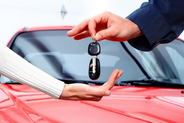 договор кули-продажи автомобиля
