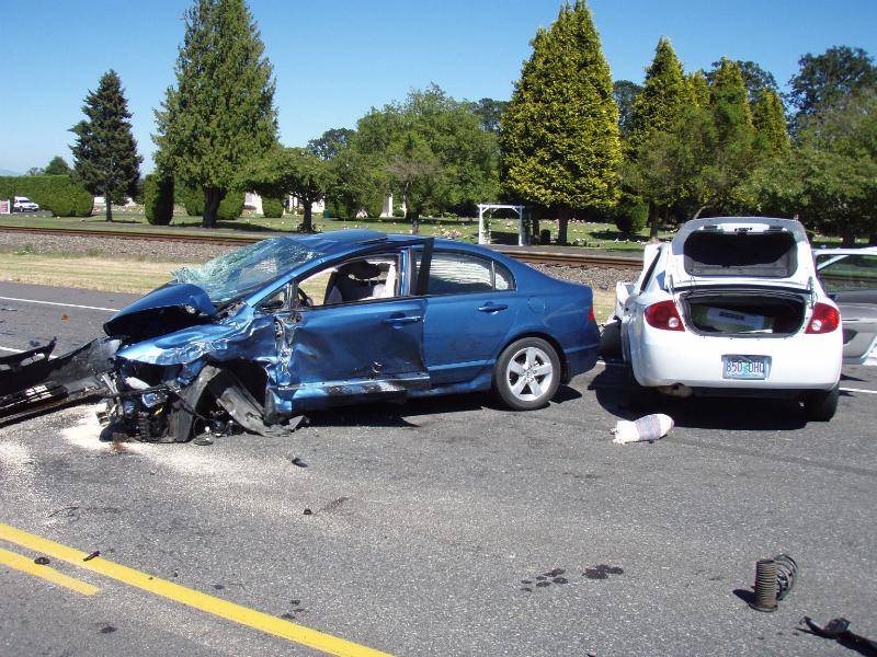 Особенности страховой выплаты при тотальном повреждении автомобиля