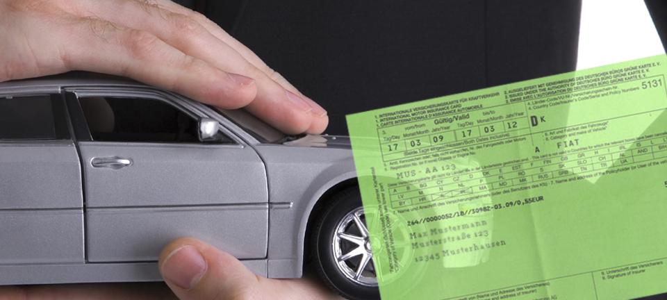 Как получить страховой полис зеленая карта