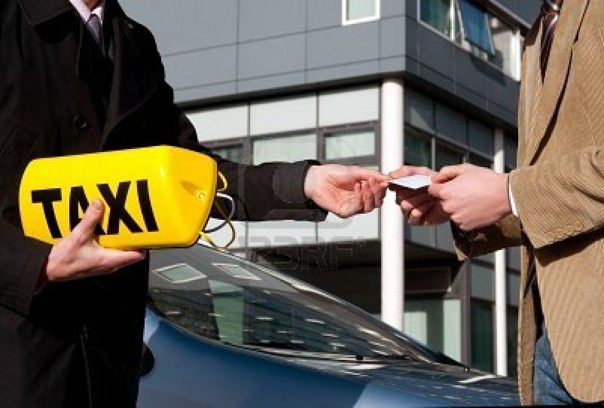 Где получают лицензию на такси