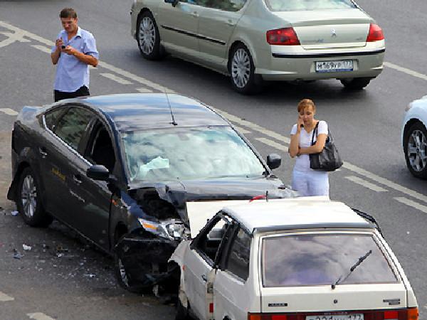 Проишествия на дороге