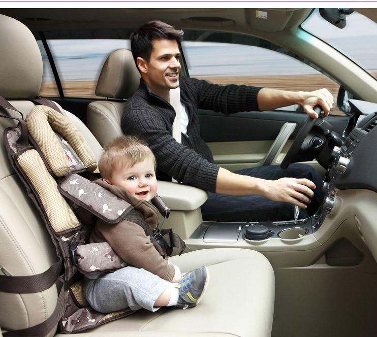 Правила перевозки ребенка