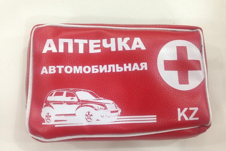 Какое наказание за отсутствие аптечки в машине