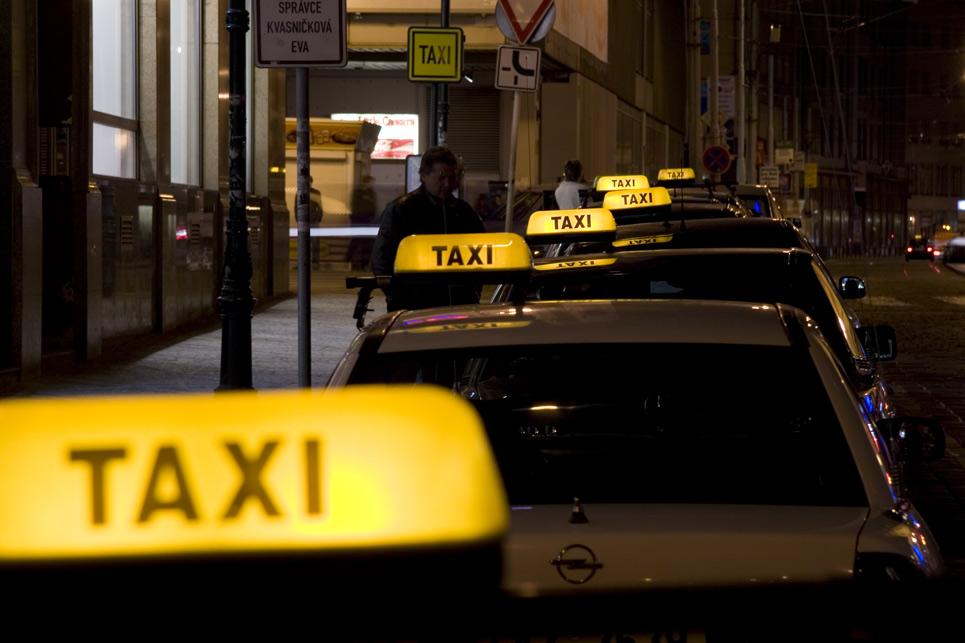 Штраф за такси без документов