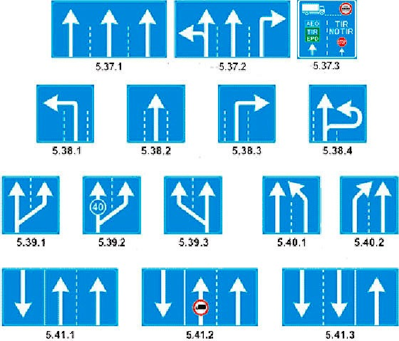 Количество полос движения на дороге - что и как?