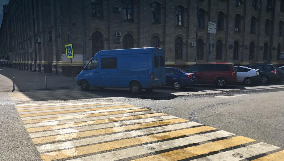 Законы о пешеходах