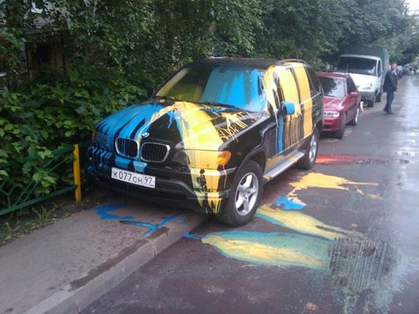 Если неправильно припарковался, какой будет штраф