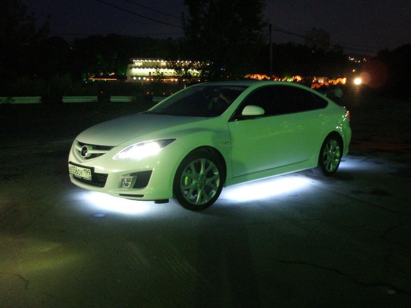 Разрешена ли подсветка на авто