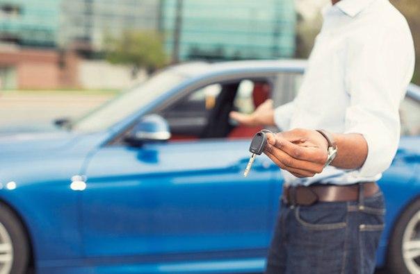 Предоставление подменного автомобиля на период ремонта - распространенная услуга