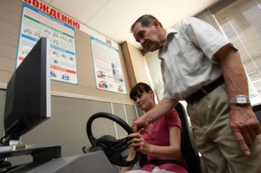 Работа инструктором по вождению - особенности профессии