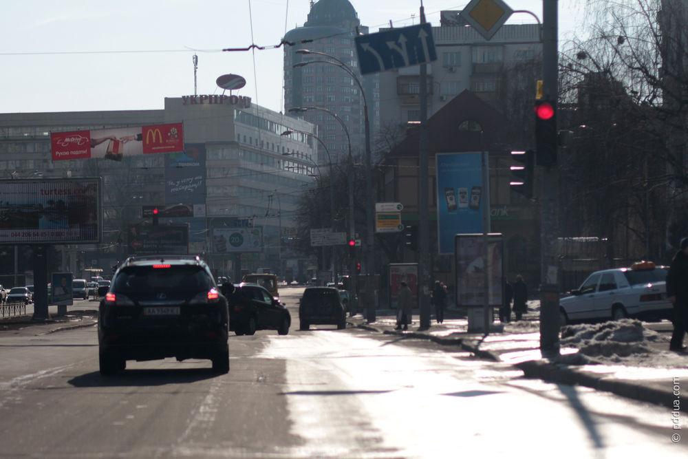 Регулируемые участки дороги - что говорят правила дорожного движения