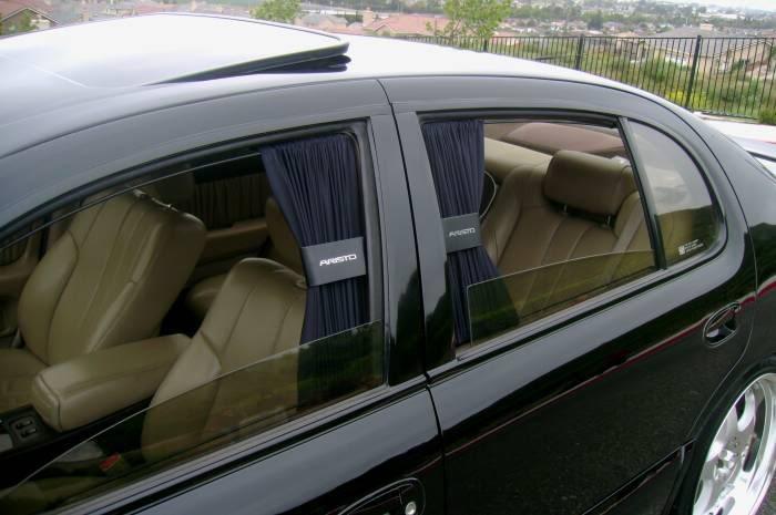 Причины для штрафа при использовании сеток на стёклах автомобиля