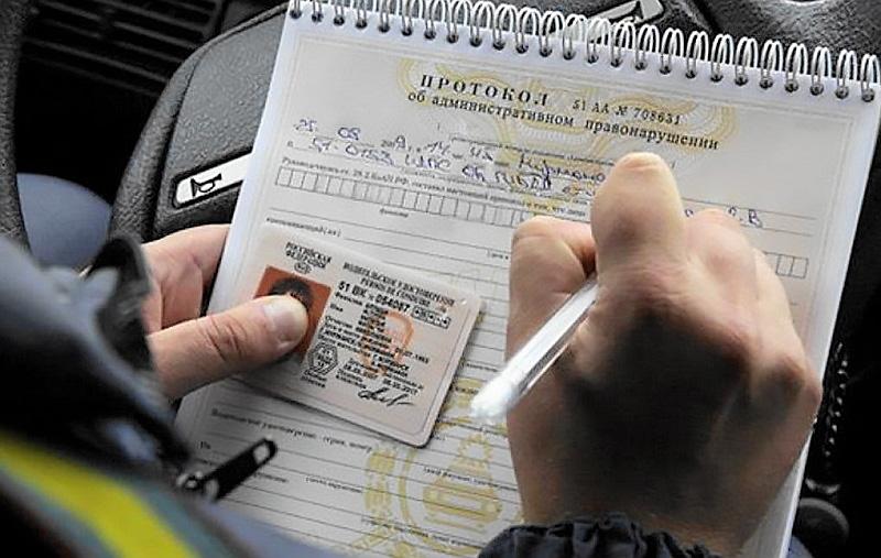 Ответственность водителя за езду после лишения прав