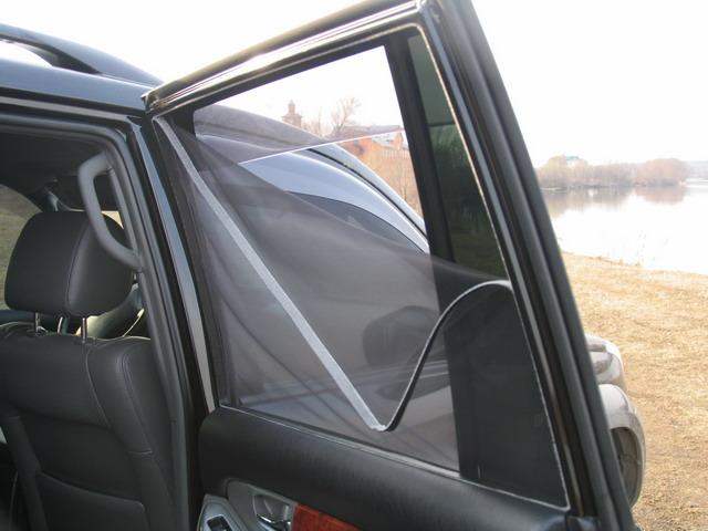Альтернативные способы замены шторок на стёклах авто