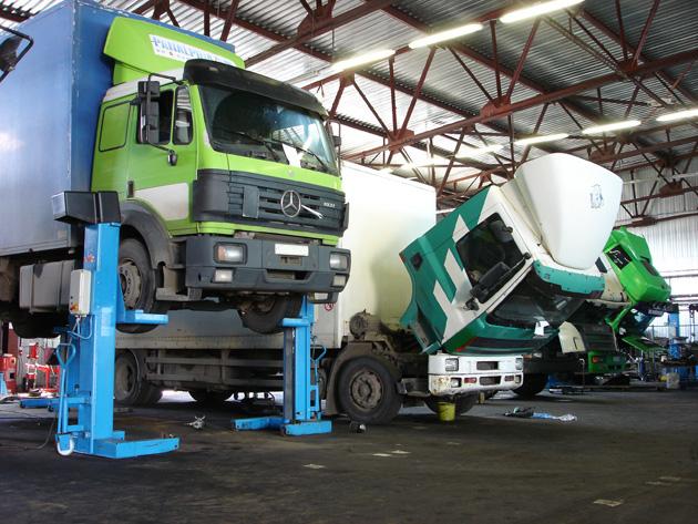 Стоимость техосмотра для грузового транспорта и прицепов