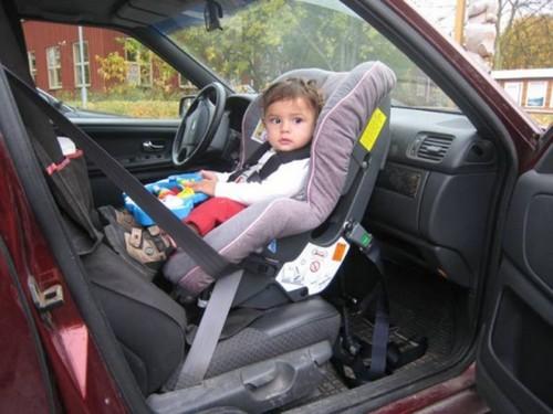 Требование к перевозке детей