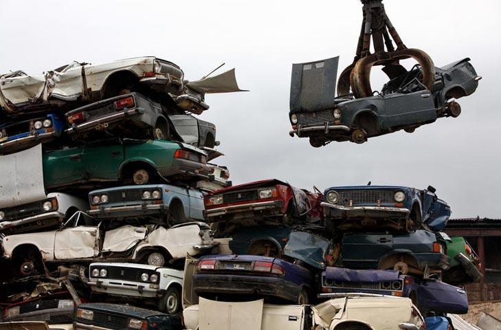 Утилизация автомобиля - как при этом снять его с учета