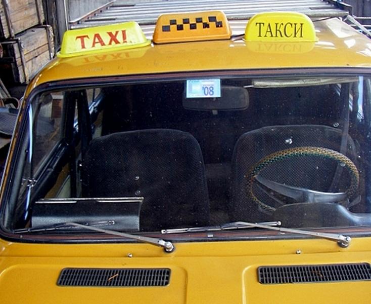Внешний вид такси в РФ - полный перечень требований