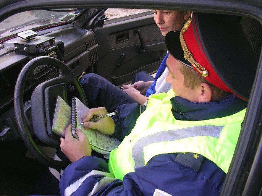 Водитель без прав не должен садиться за руль