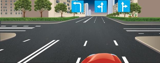 Знаки направления движения на дороге - как ими пользоваться
