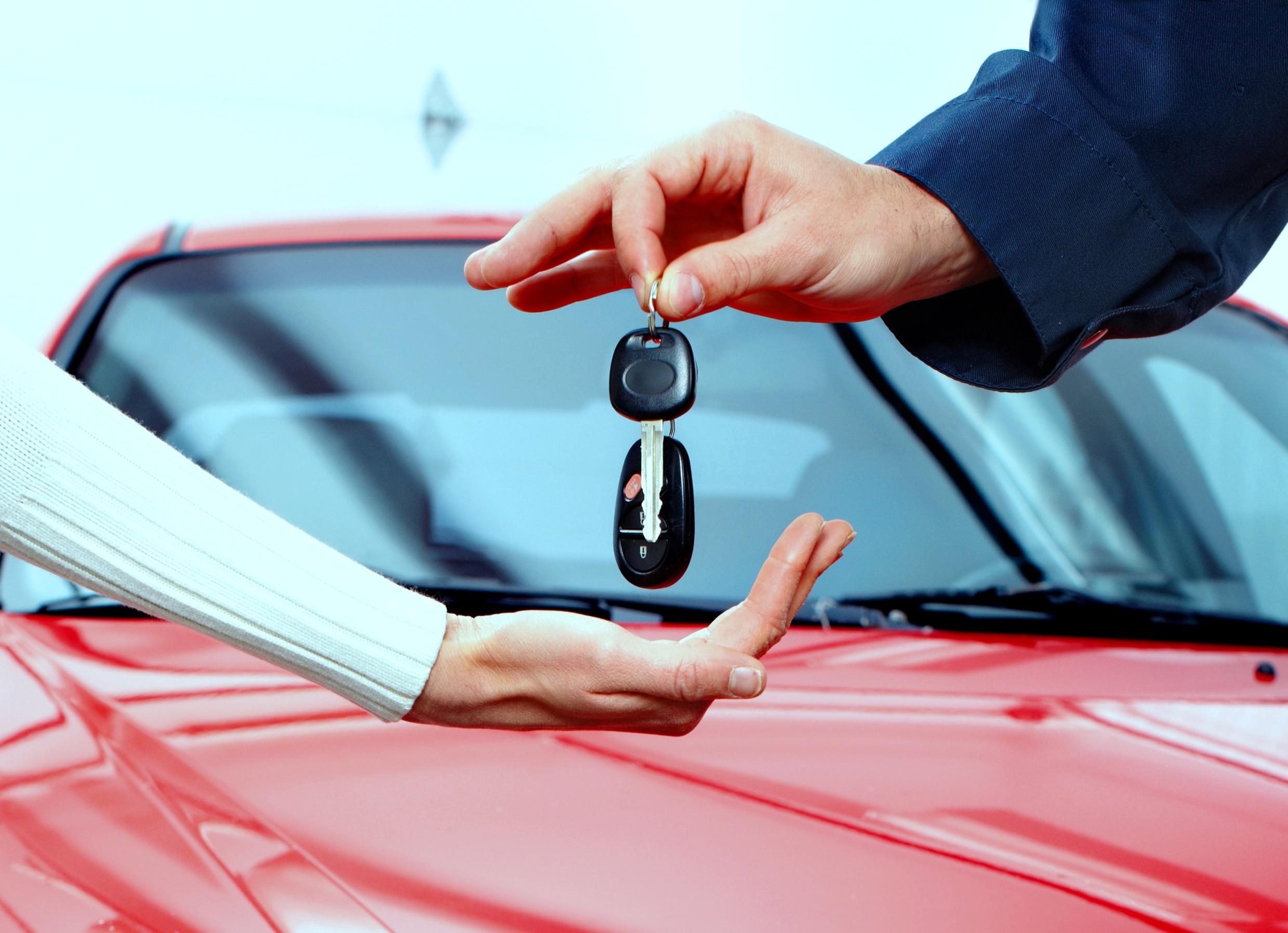 правильно продать кредитный автомобиль
